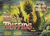 Original The Day of the Triffids <br/> vintage film poster