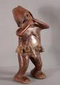 Colima Standing Figure or Vessel by