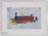 Steam Locomotive by William Kempster