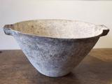 Large stoneware bowl by Paul Philp